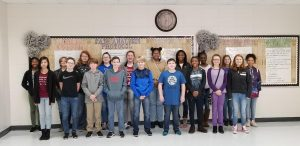 Principal's Honor Roll Students